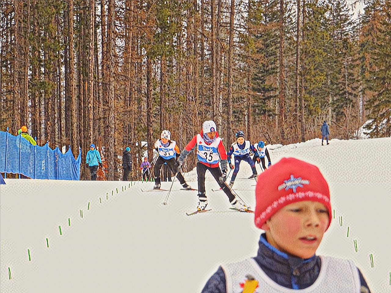 Jim Webster - Kimberley Nordic