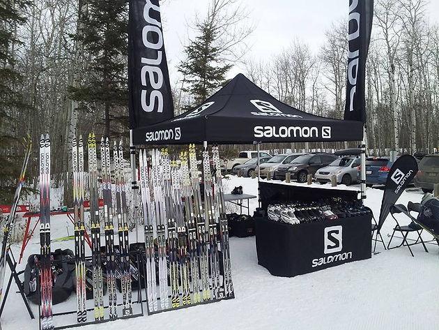 Gerick Sports and Salomon Demo Day Coming Saturday February