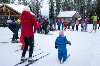 Skiing and Smiles to Start the Season