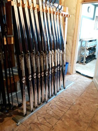 XC Ski Rentals Now Available at Kimberley Nordic. And Snowshoes too.