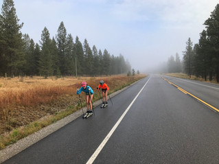 Kimberley Nordic Fall Training Camp. Sept. 28-30th.