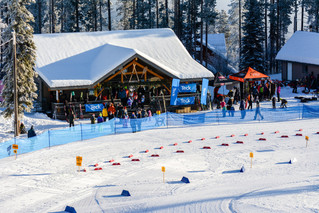 A Day in the Life of the Kootenay Cup at Kimberley Nordic...Just Click.
