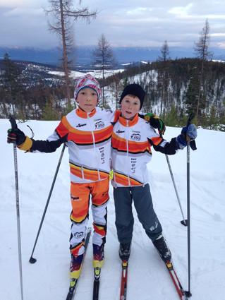 Skiing This Last Weekend was Stellar.