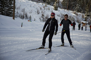 KNC Masters Learn2Skate Ski Lessons