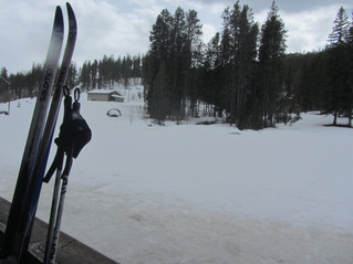 Closed for the Season...but what a Season it has been...5 1/2 months of Wonderful Skiing !!
