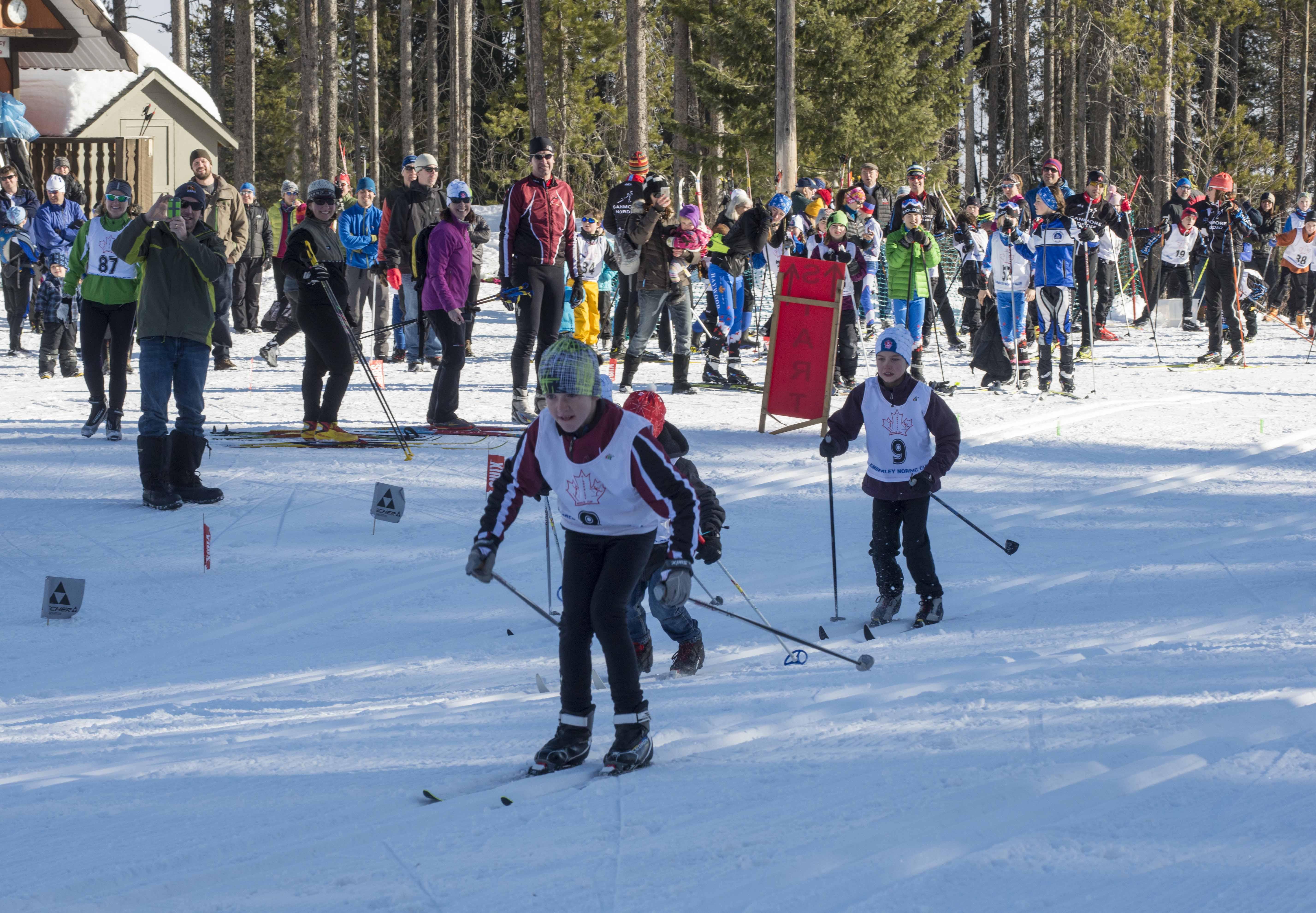 2014 Kootenay Cup Races