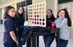 Giant Connect 4, anyone?