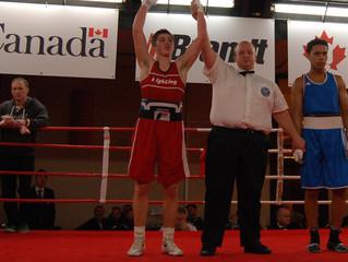 3x Canadian Champion
