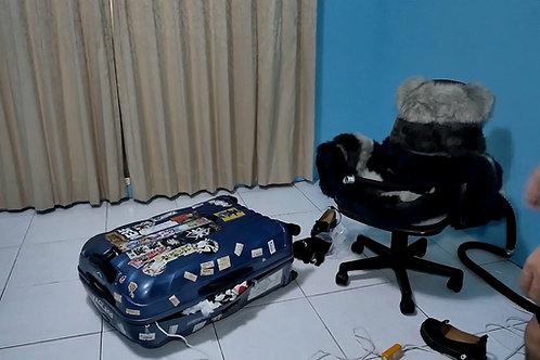JO015 行李箱呼吸控制