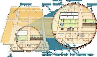 Лабиринт - крупнейшая площадка для игры в лазерный пейнтбол
