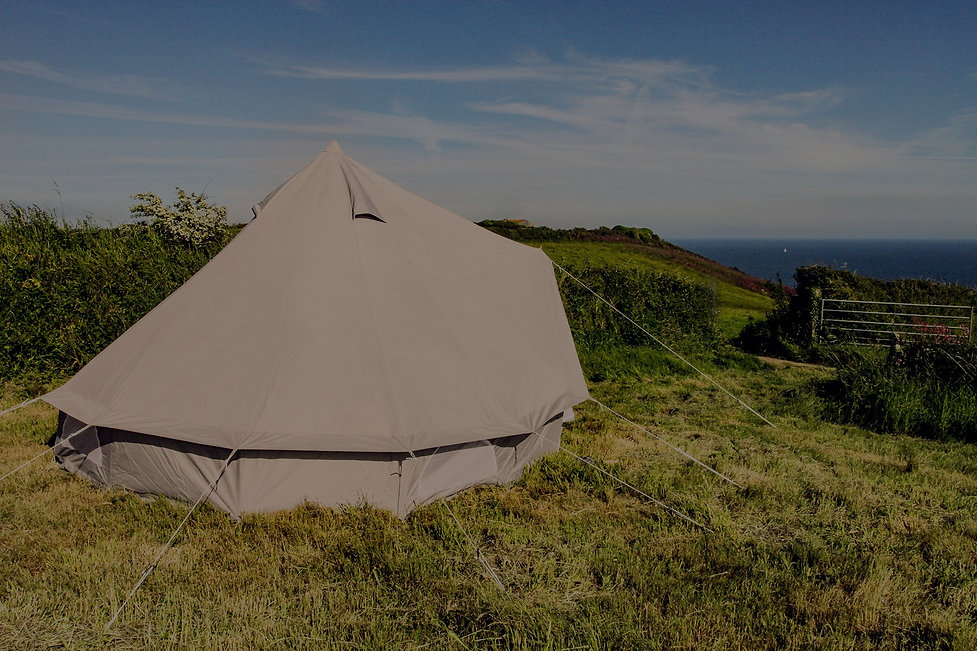 Best Glampsites in North Cornwall