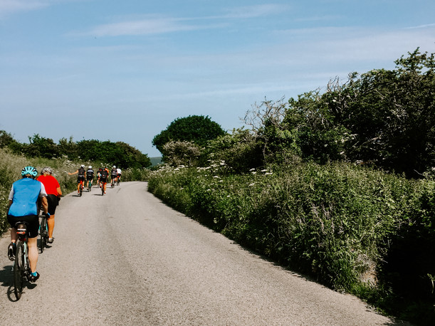 Cycling in Small Groups, Cycling Holiday in Cornwall