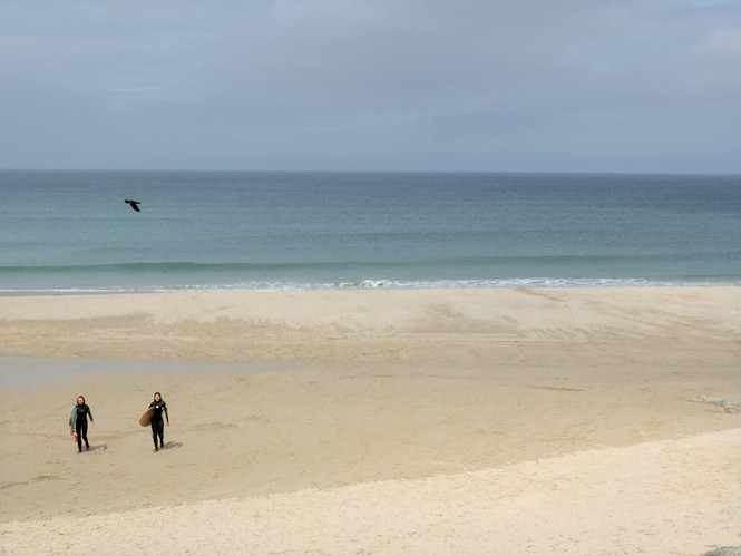 Surf CampTour in Cornwall