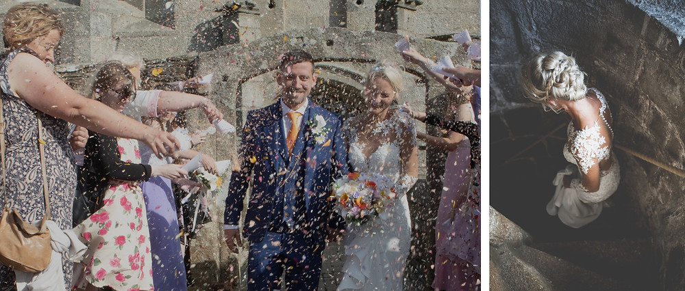 Pendennis Castle Wedding