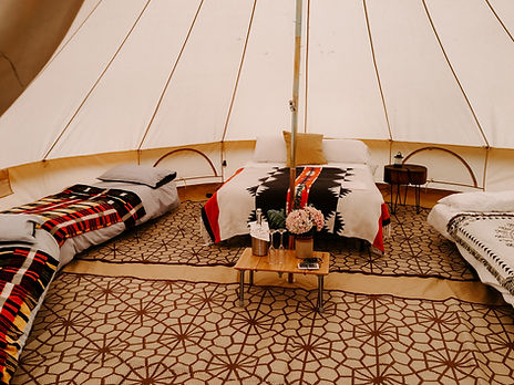 Beacon Cottage Farm Campsite BELL TENT.jpg