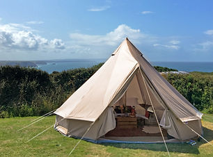 Glamping Beacon Cottage St Agnes