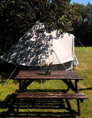 Glamping in St Agnes