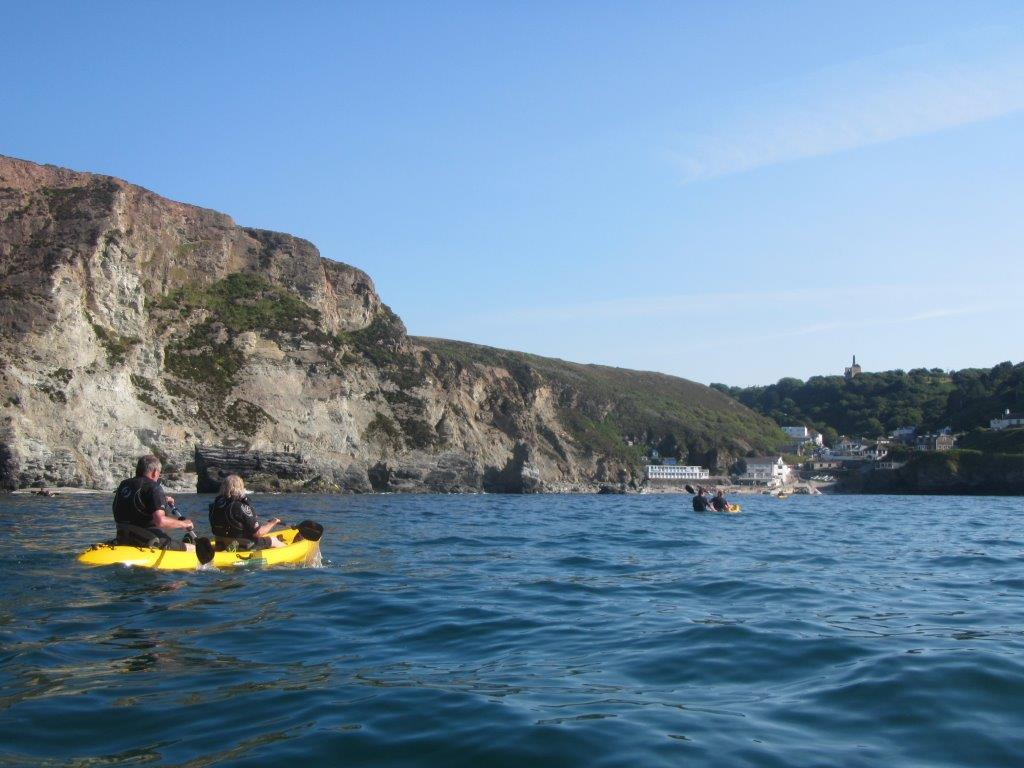 Best Kayaking Cornwall