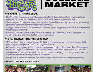 Engage the College Market