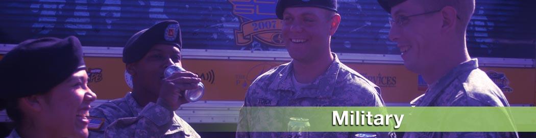 Military Marketing