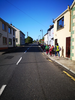 Walk to School Day May 2021
