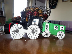 3rd Class Transport Projects!