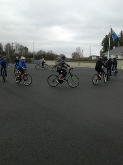 6th Class Cycle Safety Course Sept 2020