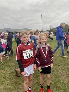 Connacht Primary School Cross Country