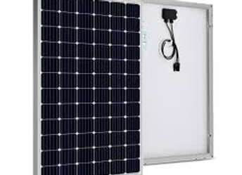 325 watts Monocrystalline Panel