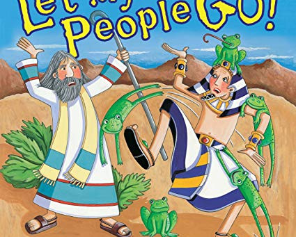 Let My People Go - The Story of Passover and the Importance of an Open Heart