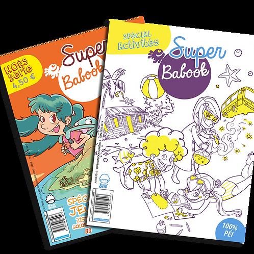 Les Hors-série - Super Babook 1 & 2