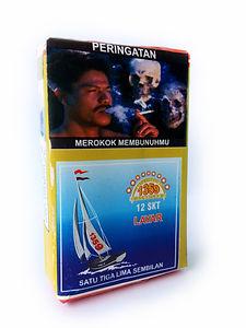 Rokok Kretek Cengkir Gading Layar 1359