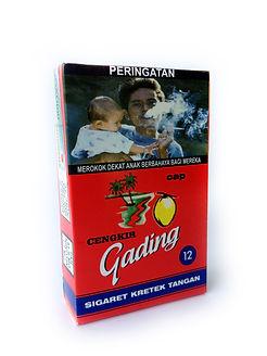 Rokok Kretek Cengkir Gading Merah