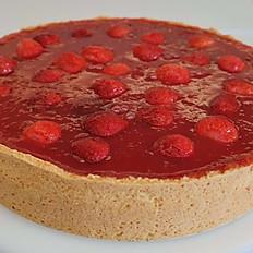 Cheese cake de morango