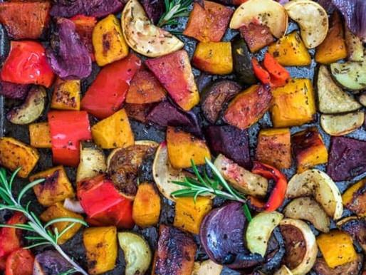 Savory Roasted Veggies