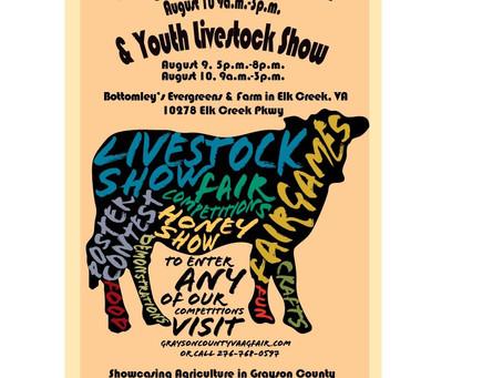 Grayson County Agricultural Fair