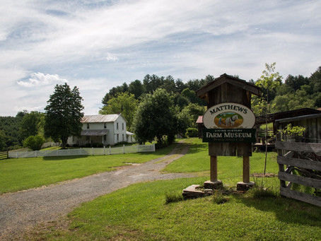 Matthew's Living History Farm & Museum
