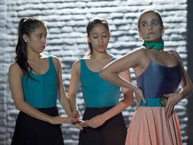 Reseña de Las bailarinas en la Revista Otra Parte