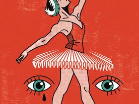 Las bailarinas no hablan - Novela