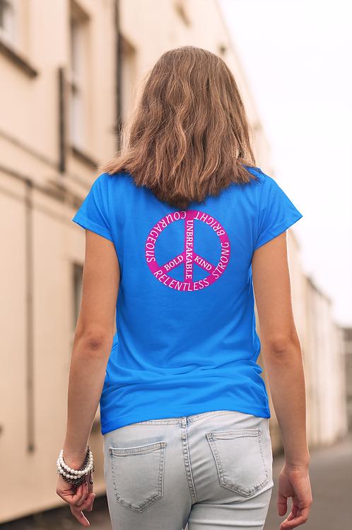 P4P's Peace Tee