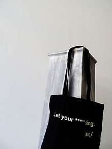 Thinkbabymusic: Let Your ***** Sing /sɪŋ/ 100% Cotton Tote