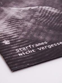 """Starframes: Nicht Vergessen 12"""" Red Transparent 180g"""