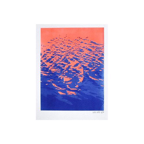 Vagues by Luni Ape