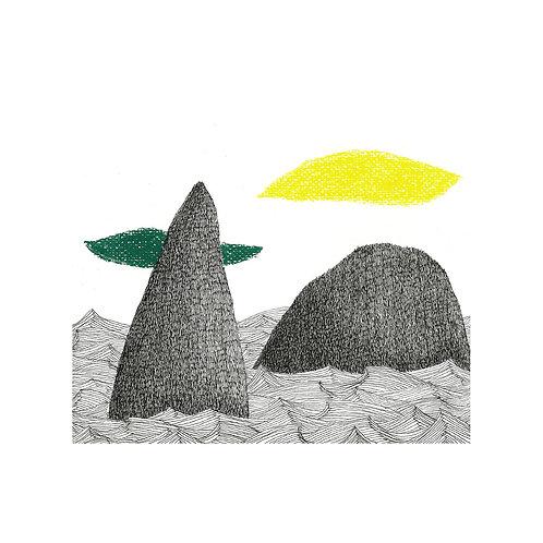 Nuages colorés / Sara Poix