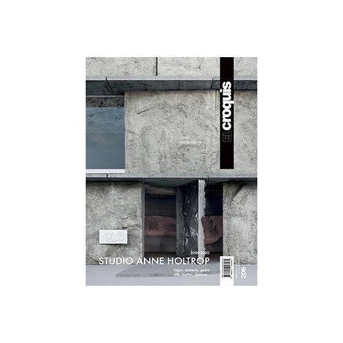 El Croquis 206: Studio Anne Holtrop 2009-2020
