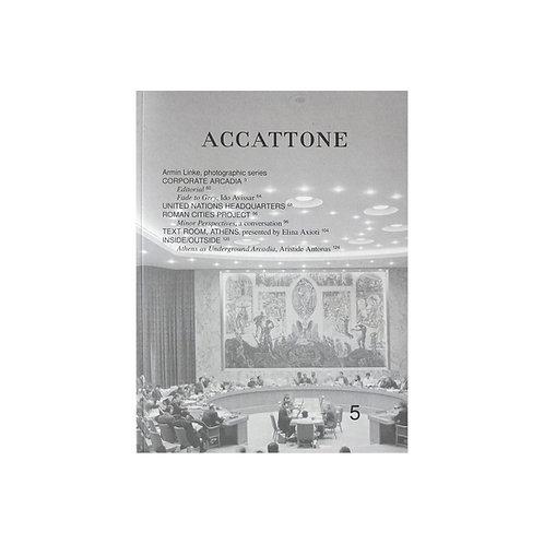 ACCATTONE #5
