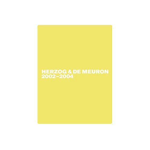 Vol.5 Herzog & de Meuron 2002-2004