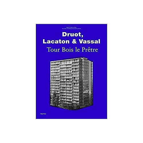 Tour Bois Le prêtre, Druot, Lacaton & Vassal