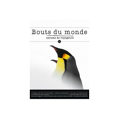 """Bouts du monde 34 """"Vers les pôles"""""""