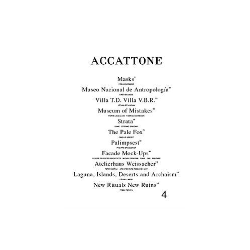 ACCATTONE #4